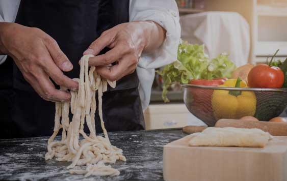 Fresh Pasta Noodles