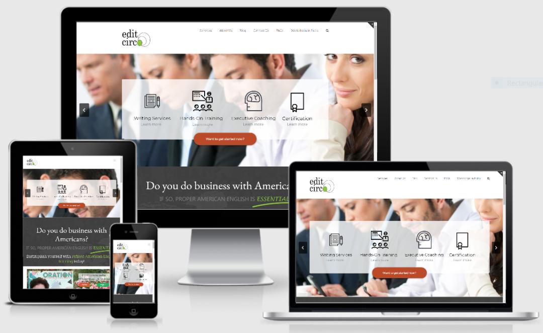 Vision Marketing Start up website