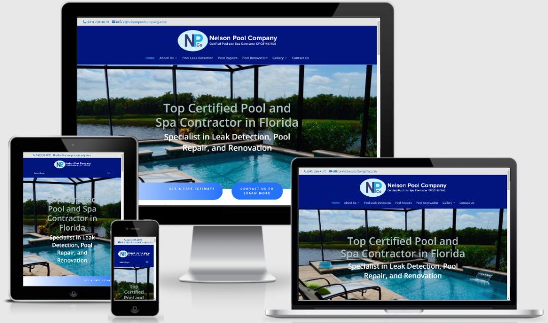 Vision Marketing Trades website
