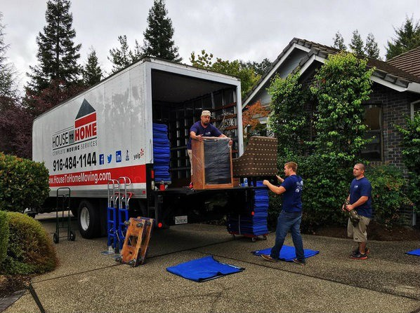 Local moving services in Roseville, CA