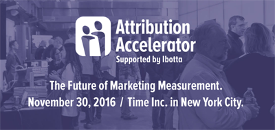 Attribution Accelerator: The Future of Marketing Measurement