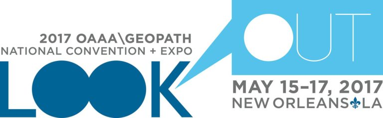 2017 OAAA\GEOPATH National Convention + Expo
