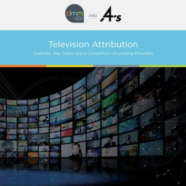 4A's, CIMM To Assess TV Attribution Providers