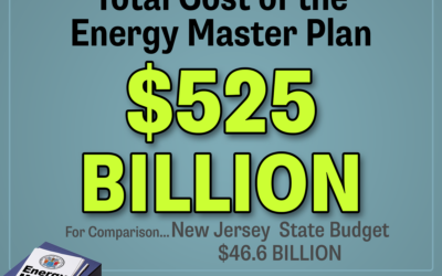 NJ Residents Reject Cost of Energy Master Plan