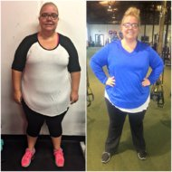 weight loss, 50lbs in 3 months, dietitian, nutrition, fitness, personal trainer, westerville