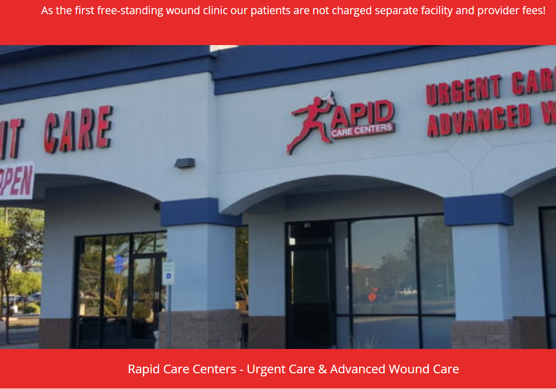 rapidcare our work