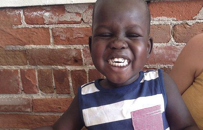 uganda kid