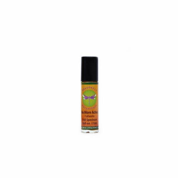0.35oz Full Spectrum CBD Hemp Oil Caliente ROLL-ON