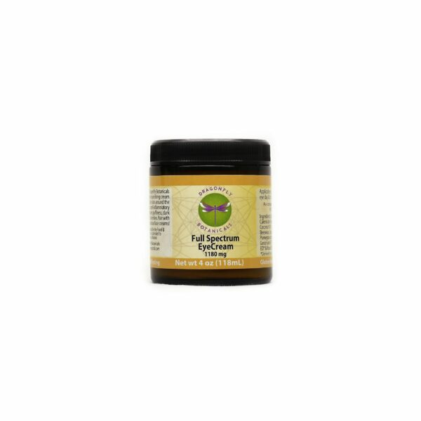 4oz Full Spectrum CBD Hemp EYE CREAM