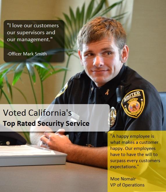 security guard jobs in california, orange county, irvine