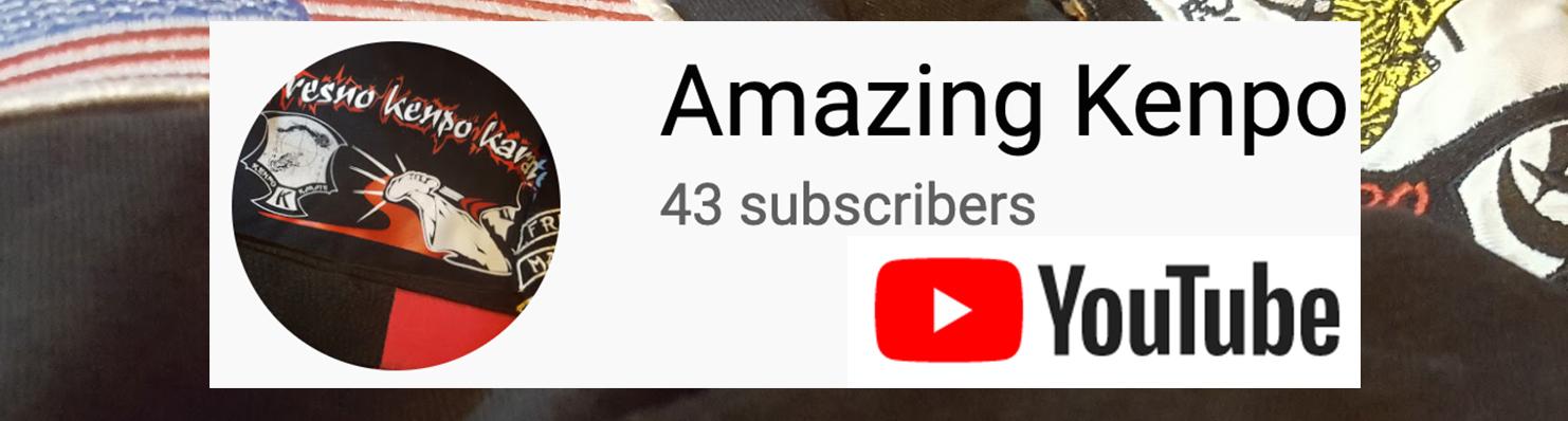 Amazing Kenpo YouTube