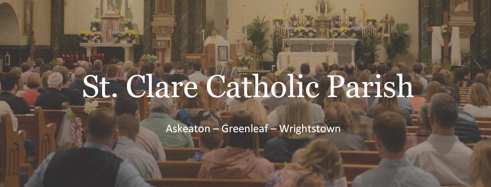 Saint Clare Catholic Parish