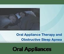 Oral appliances