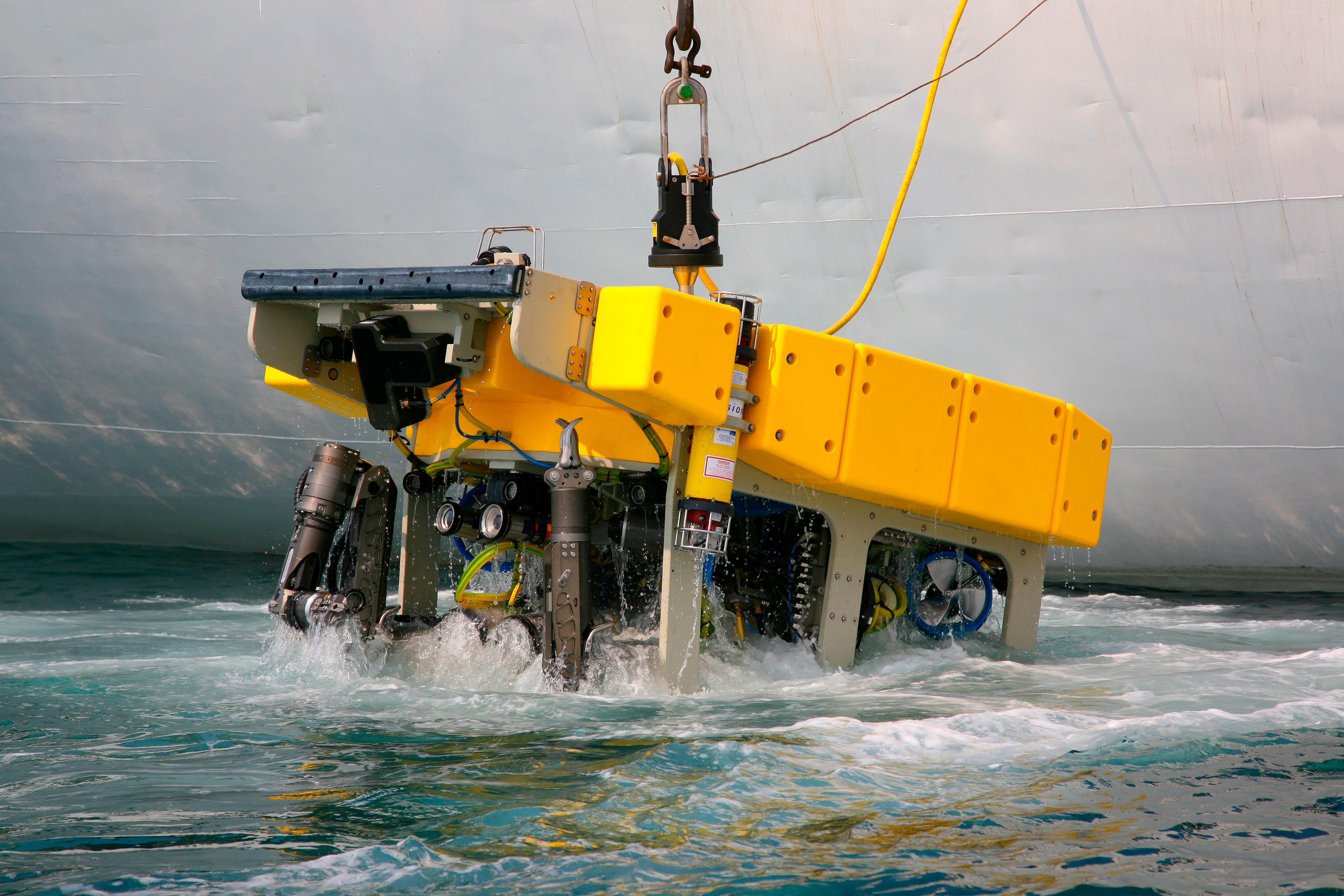 ROV technology
