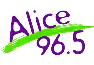 Alice 96.5 Logo