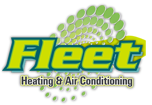 Fleet Heating & Air Conditioning logo