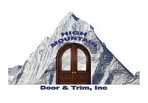 High Mountain Door & Trim Logo