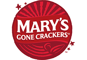 Mary's Gone Crackers logo