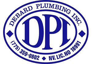 Debard Plumbing Inc Logo