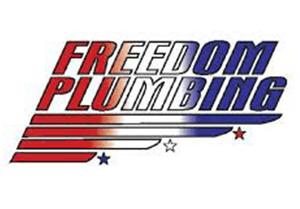 Freedom Plumbing Logo