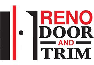 Reno Door & Trim Logo