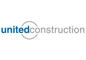 United Construction logo