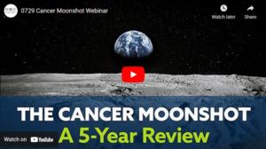 The Cancer Moonshot