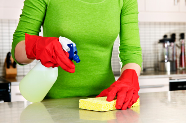 Clean the kitchen easier Infinity Environmental