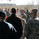 151st Infantry Staff Ride