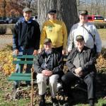 2011 Tippecanoe County Historical Association staff ride team