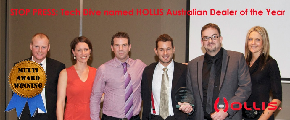 Hollis Dealer of the Year