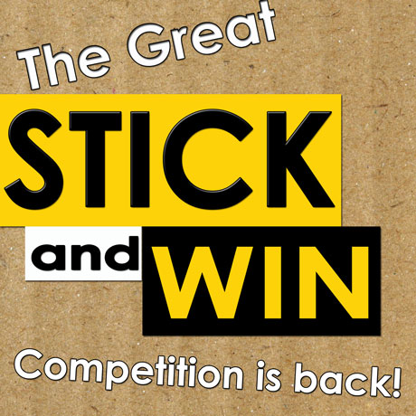 Stick and Win