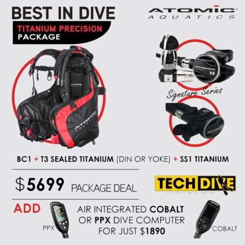 Atomic BC1 T3 Package