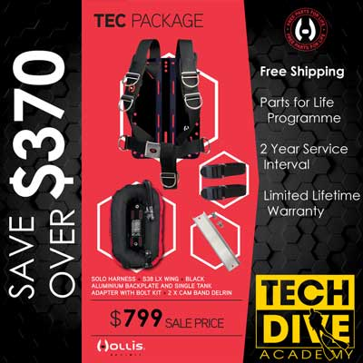 Hollis Tec Package Special