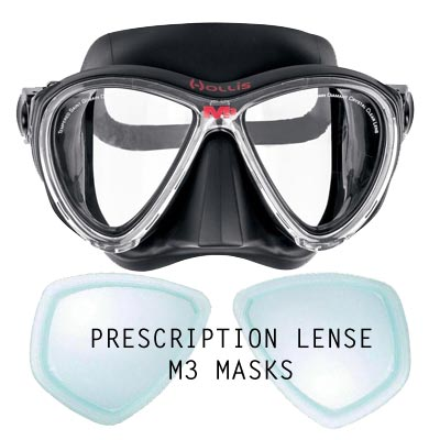 Hollis M3 Prescription Mask