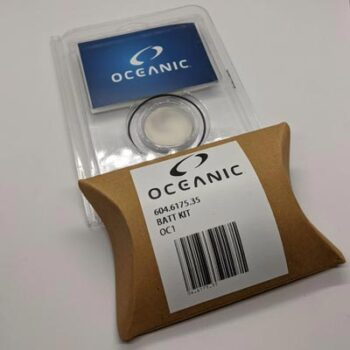 Oceanic Battery Kit for OC1