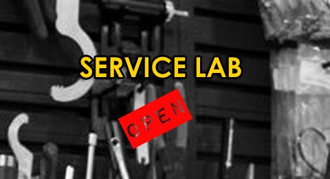 Service Lab Open