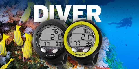Veo 4 Dive Computer Review