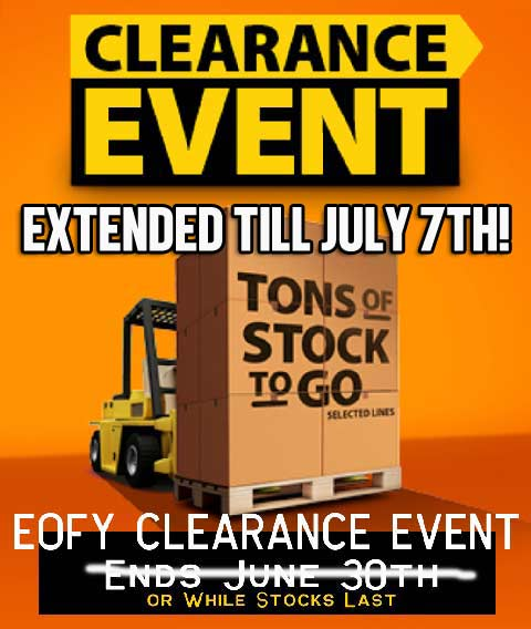 Clearance Event Extended