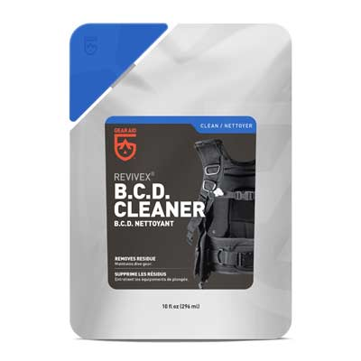 Gear Aid Revivex B.C.D Cleaner
