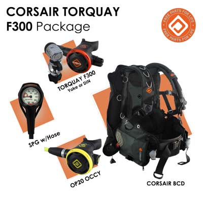 Corsair F300 Package