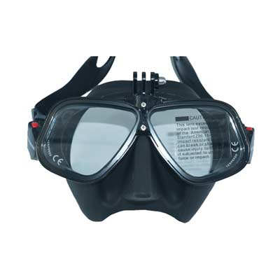 BLACKTIP Dive Mask with GOPRO Mount