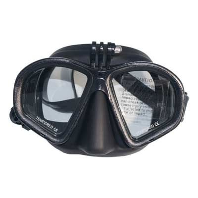 MAKO Dive Mask with GOPRO Mount