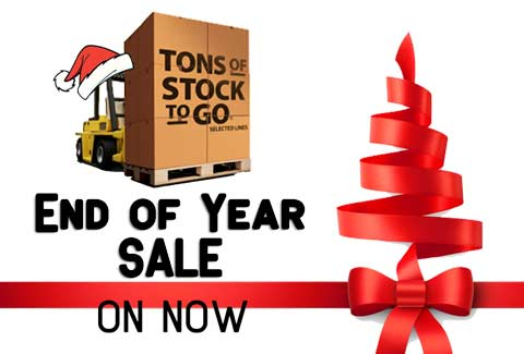 End of Year Sale