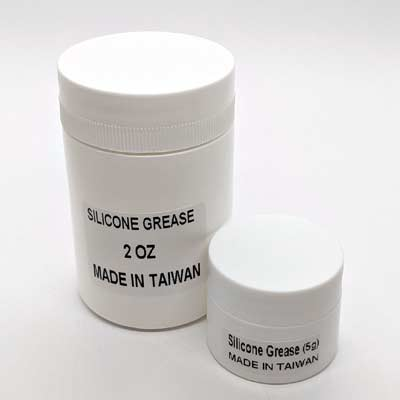 Silicone Grease - All Sizes
