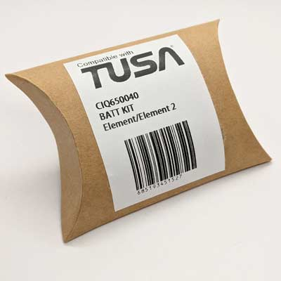 Tusa Element and Element 2 Battery Kit