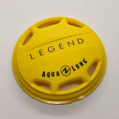 Legend Occy Purge Cover Yellow 129237