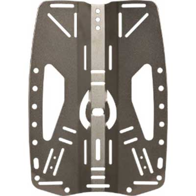 Hollis Stainless Steel Backplate V2