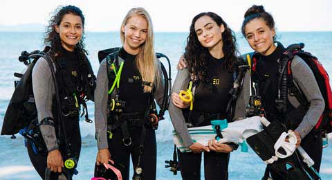Dive Club to Premiere this Month