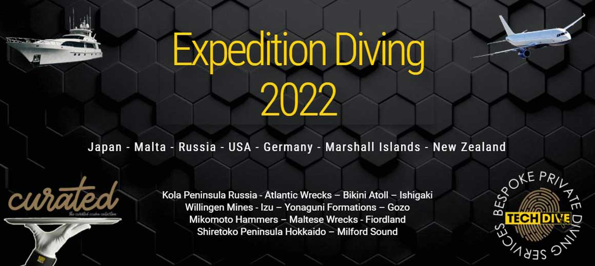 Expedition Dive Travel 2022